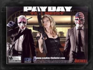 Donna Novak: Payday-The Heist