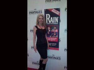 Donna Novak - Rain