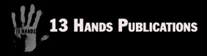 13 Hands Publications banner